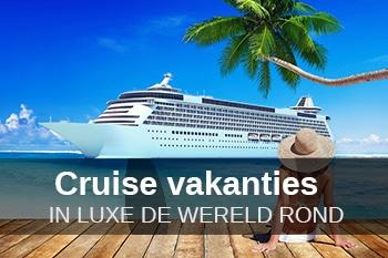 Cruise vakanties