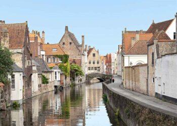 lastminute vakantie belgie brugge