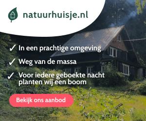 natuurhuisje lastminute nl banner