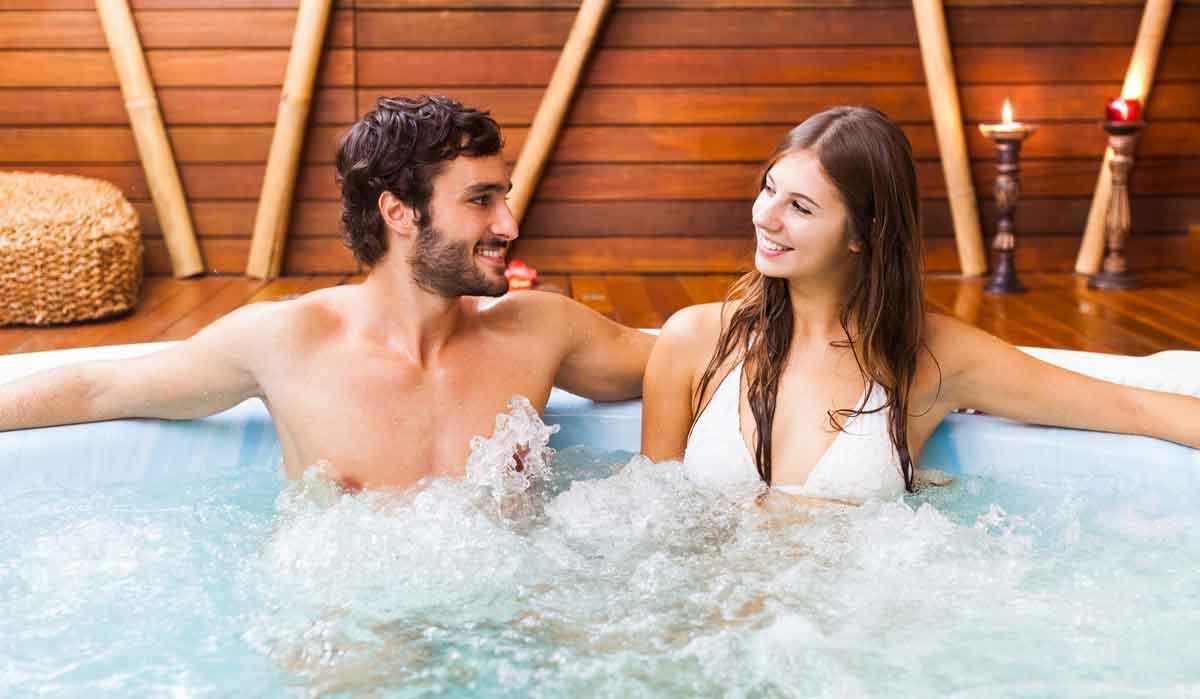 vakantiehuis met jacuzzi en wellness