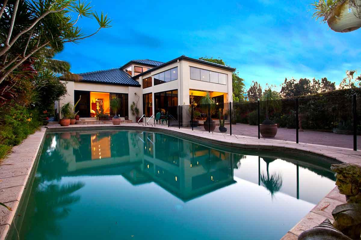 villa met privezwembad