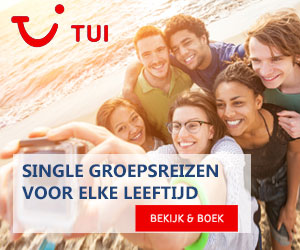 TUI single groepsreizen jongeren